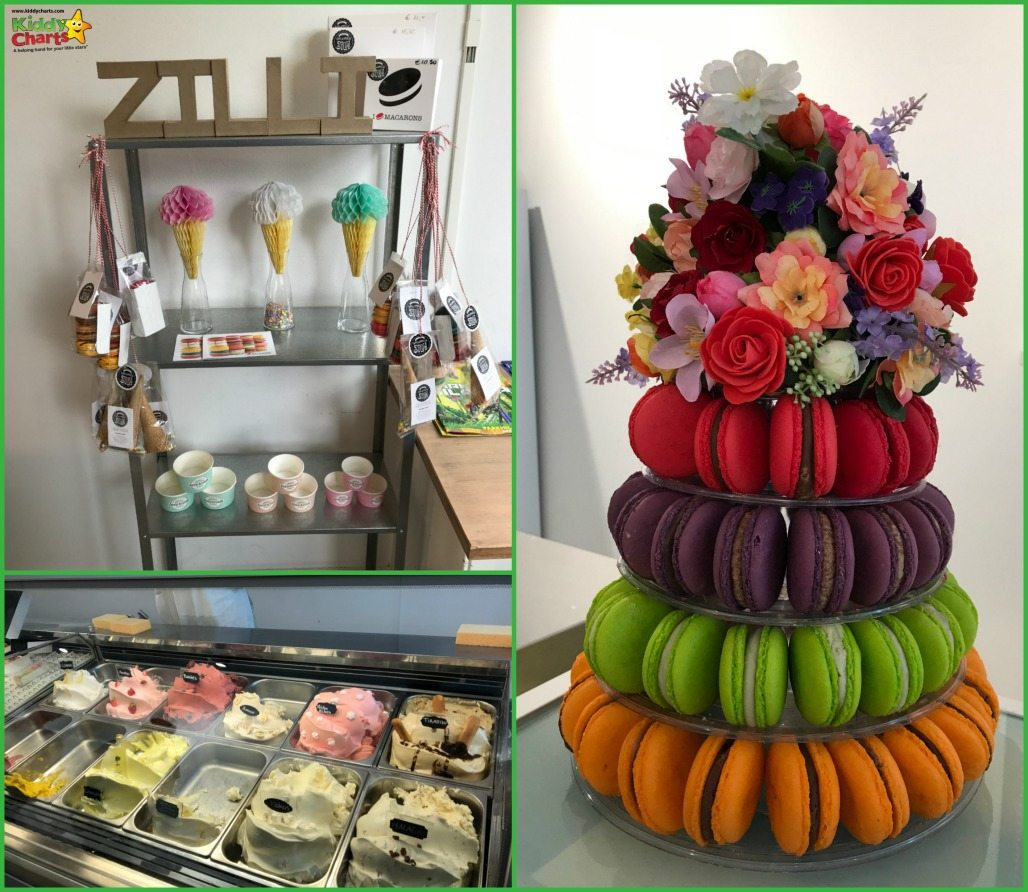 If you are looking for some great Ice Cream in the centre of Hertogenbosch - try Zillis!