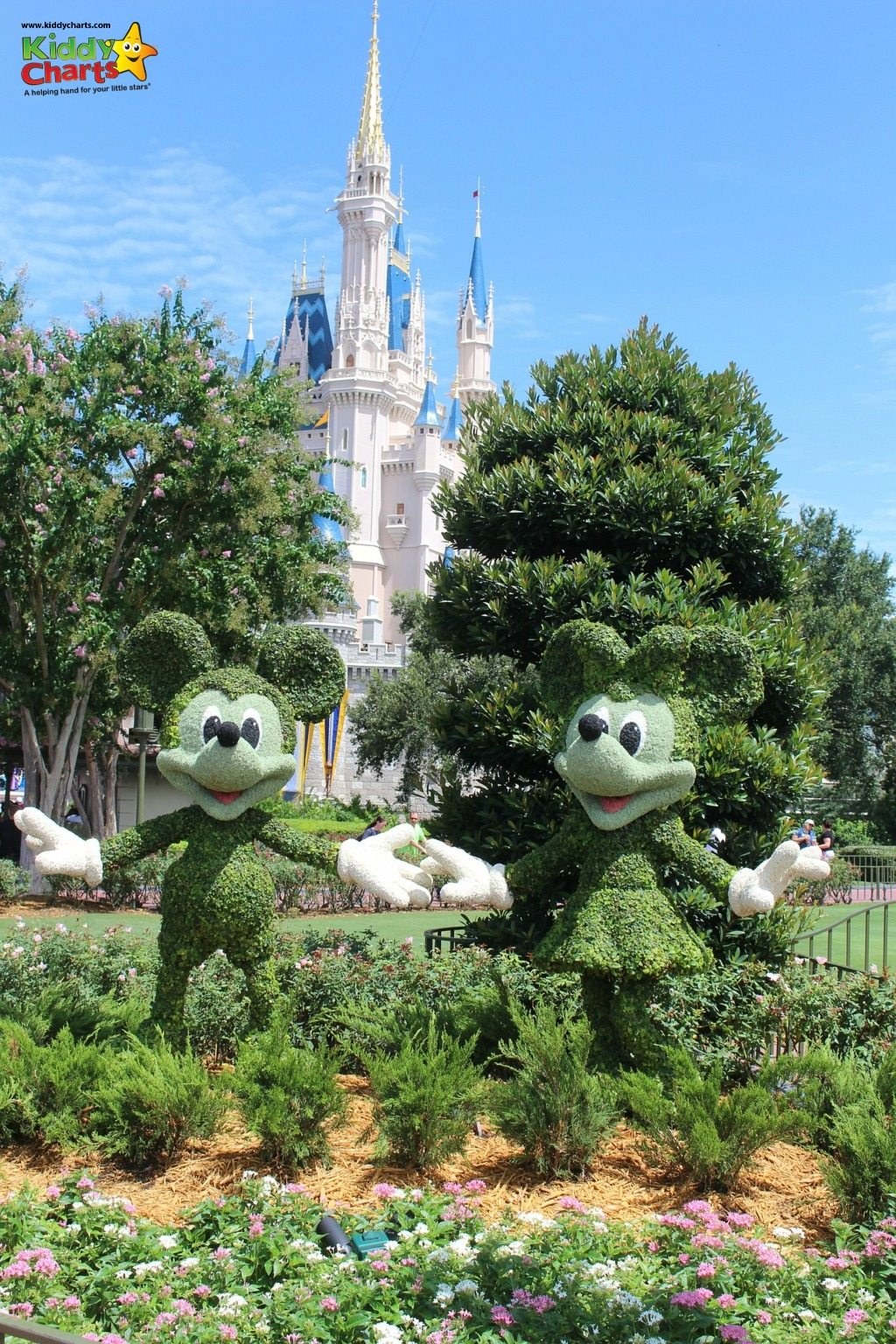 These Mickey and Minnie are an awful lot more obvious than some of the other Hidden Mickeys in the park - well, they aren't really Hidden at all in fact - so how DO you find the best of those Hidden Mickeys. Will tell you!