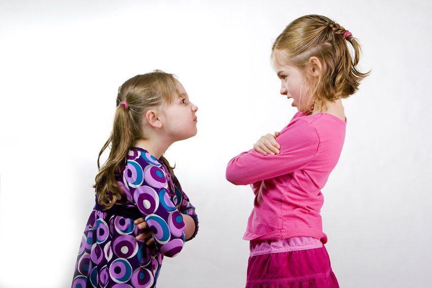 How do you stop aggressive children?