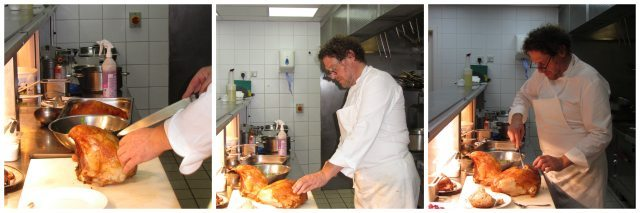 How to cook turkey: Carving