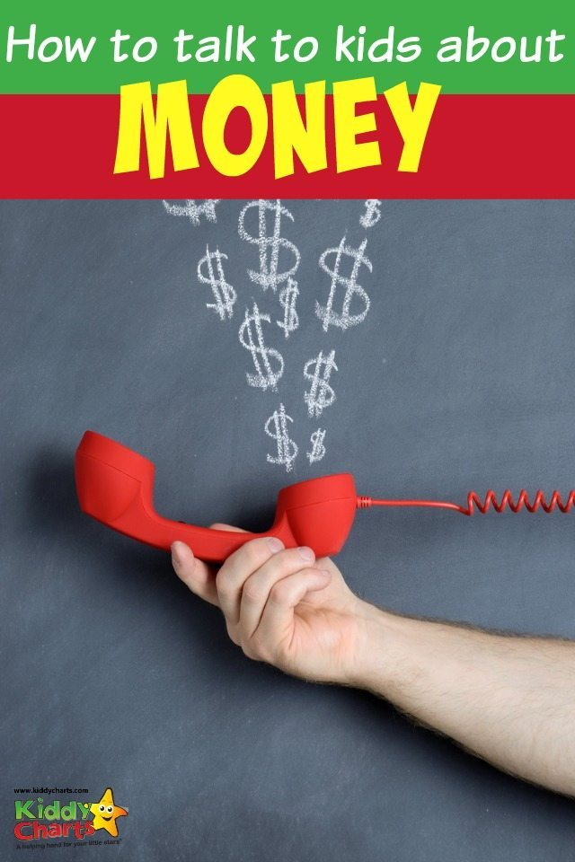 how to talk to kids about money so they will listen