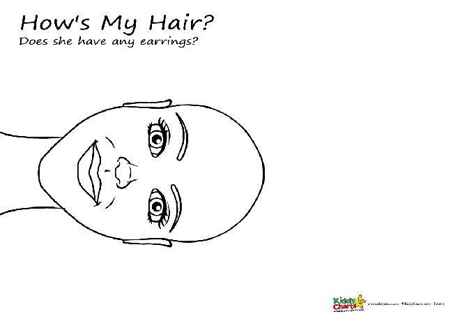 hows my hair female