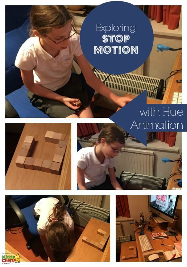 We have road testing Hue Animation software to see how it helps kids to explore stop animation - this is what we and two other mums thought of it.