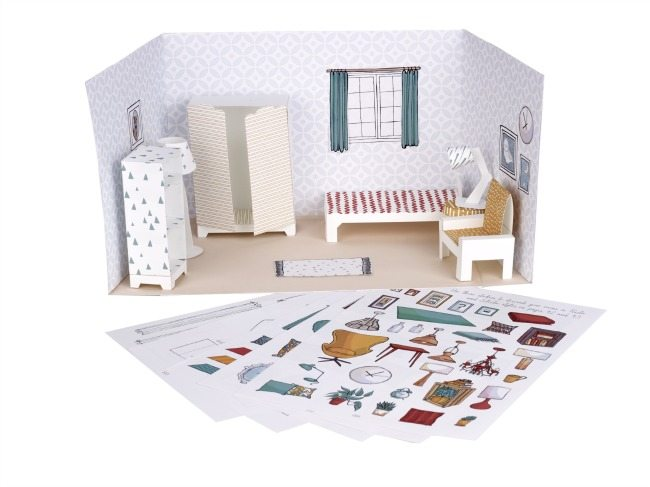 Design your own room coloring sheets and activities for kids - Design your own room ...