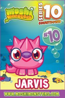 Moshi Monsters Series 10: Jarvis