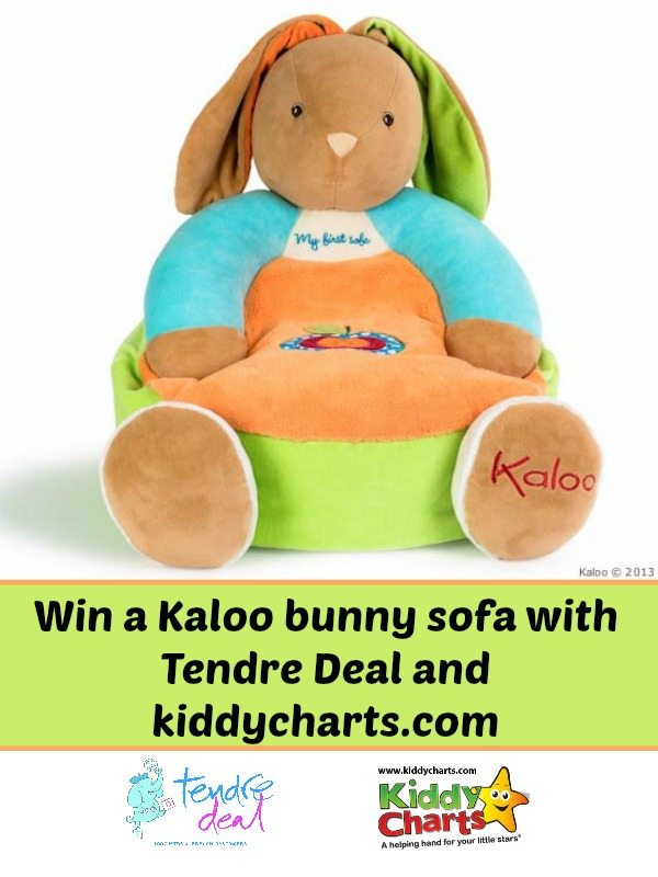 Win a gorgeous Kaloo Bunny with Tendre Deal and kiddycharts.com. Closes 9th Dec.