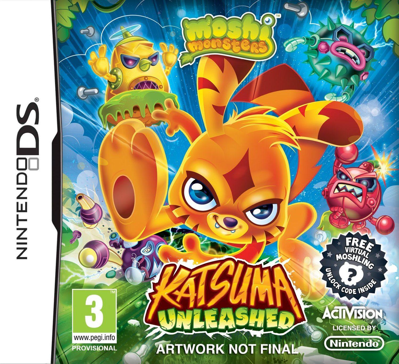 Katsuma Unleashed