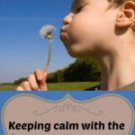 Parenting snapshots: Staying calm