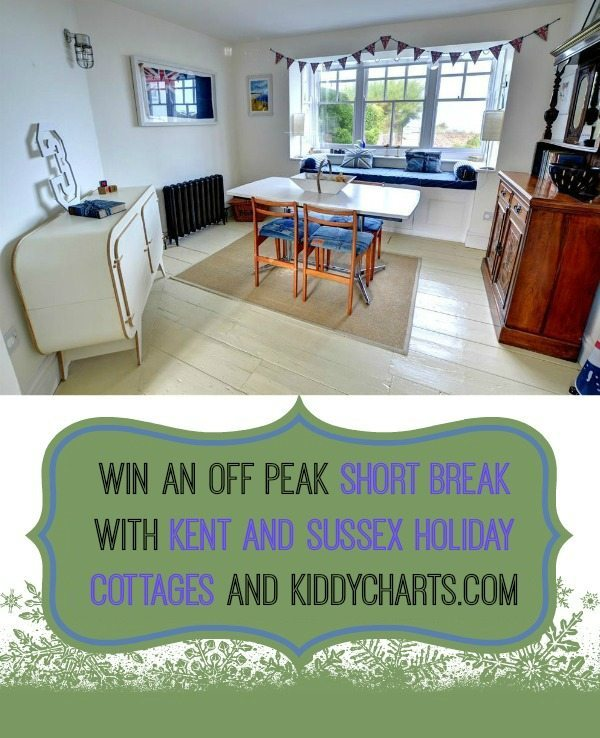 Our 11th giveaway is our best one yet - a short break with Kent and Sussex Holiday cottages worth around £350! Closes 10th Jan.