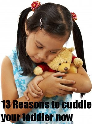 Kids cuddles: we all need them!