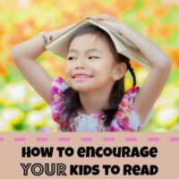 Kids reading: How to encourage them