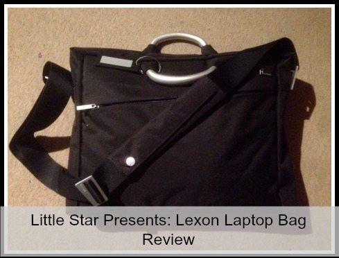 Lexon Laptop bag