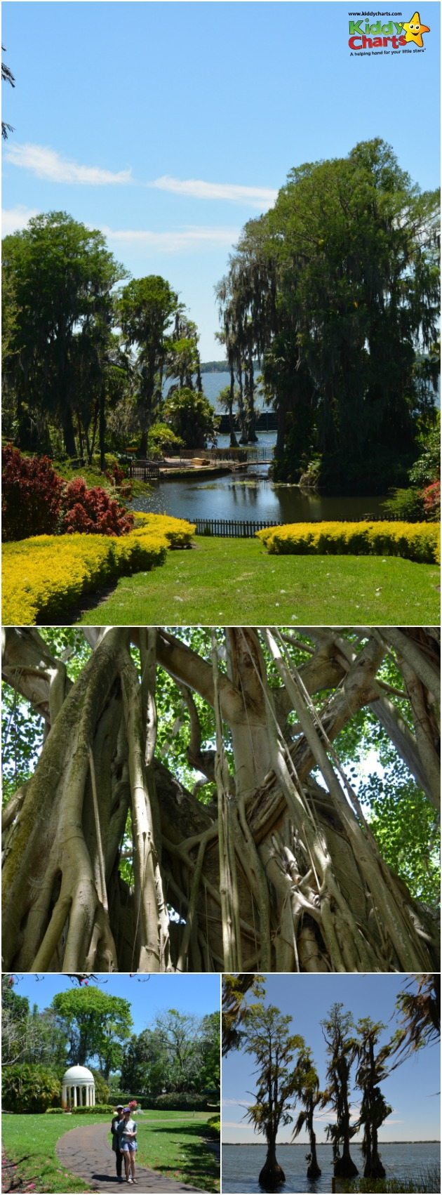 Cypress Gardens in Legoland Florida really is simple stunning - we can't recommend it enough for your trips to this theme park. It really will surprise you.