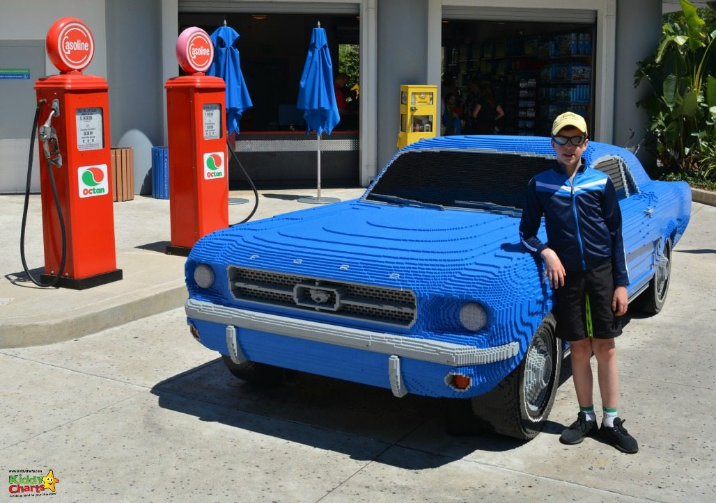 We loved all the rides at Legoland Florida - it really was a LOT of fun there - and the queues were pretty good as well, though Driving School wasn't the best organised...