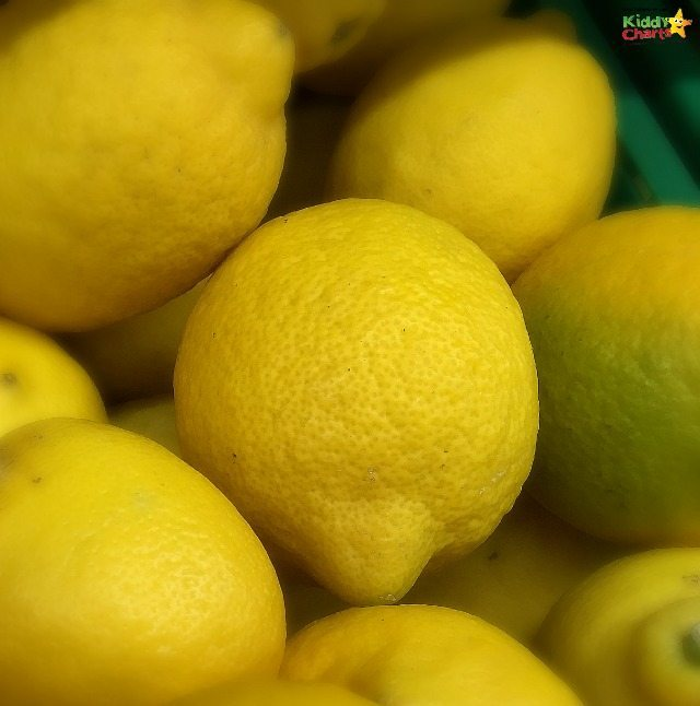 It may be a simple thing, but a good lemon can do wonders for the flavouring in your food; we are going to make something yummy with these ones, so watch out! Check out Dinner4tonight for more great dinner ideas won't you?