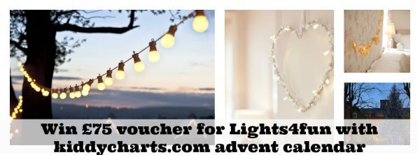 Lights4fun Giveaway: Collage