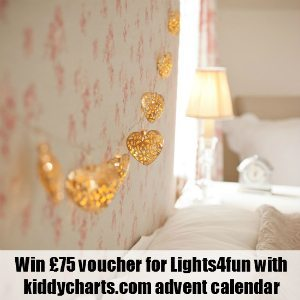 Lights4fun giveaway: Featured