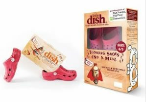 Little Dish Shoes Blog Giveaway