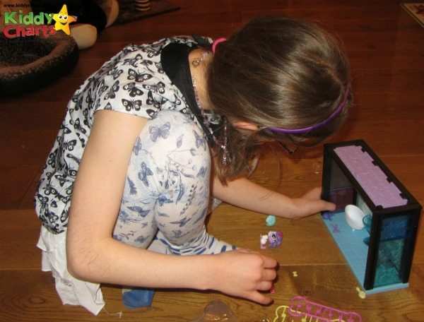 LPS Littlest Pet Shop Spa - Encouraging Imaginative Play with the kids