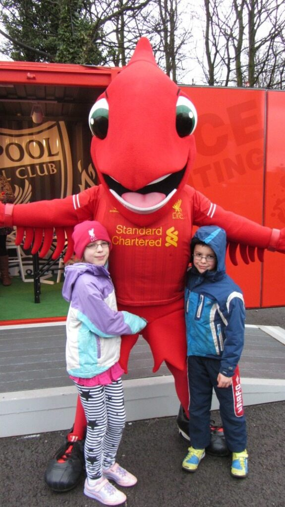 Liverpool Football Club: Mighty Red