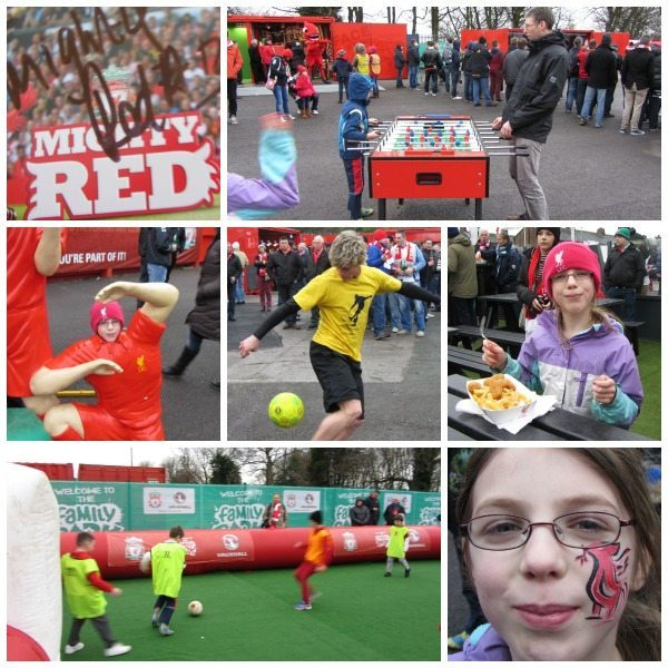 Liverpool Football Club: Family Park