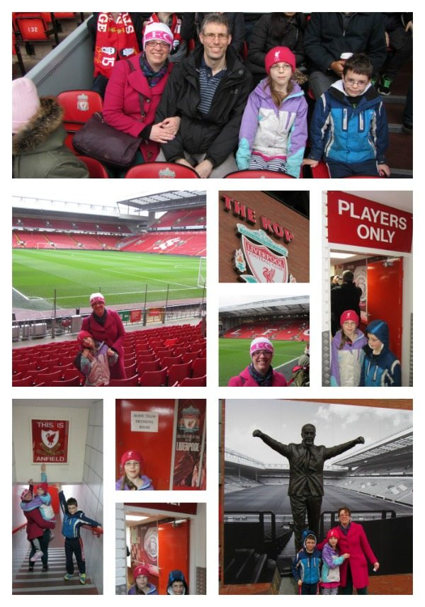 Liverpool Football Club: Tour