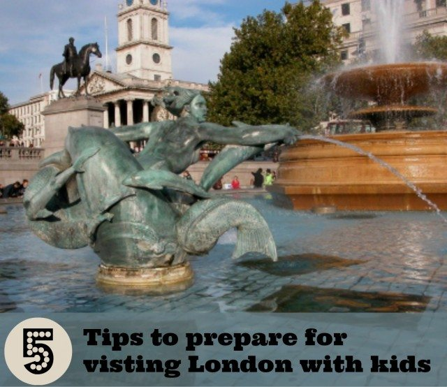 London with kids: Its all in the preparation