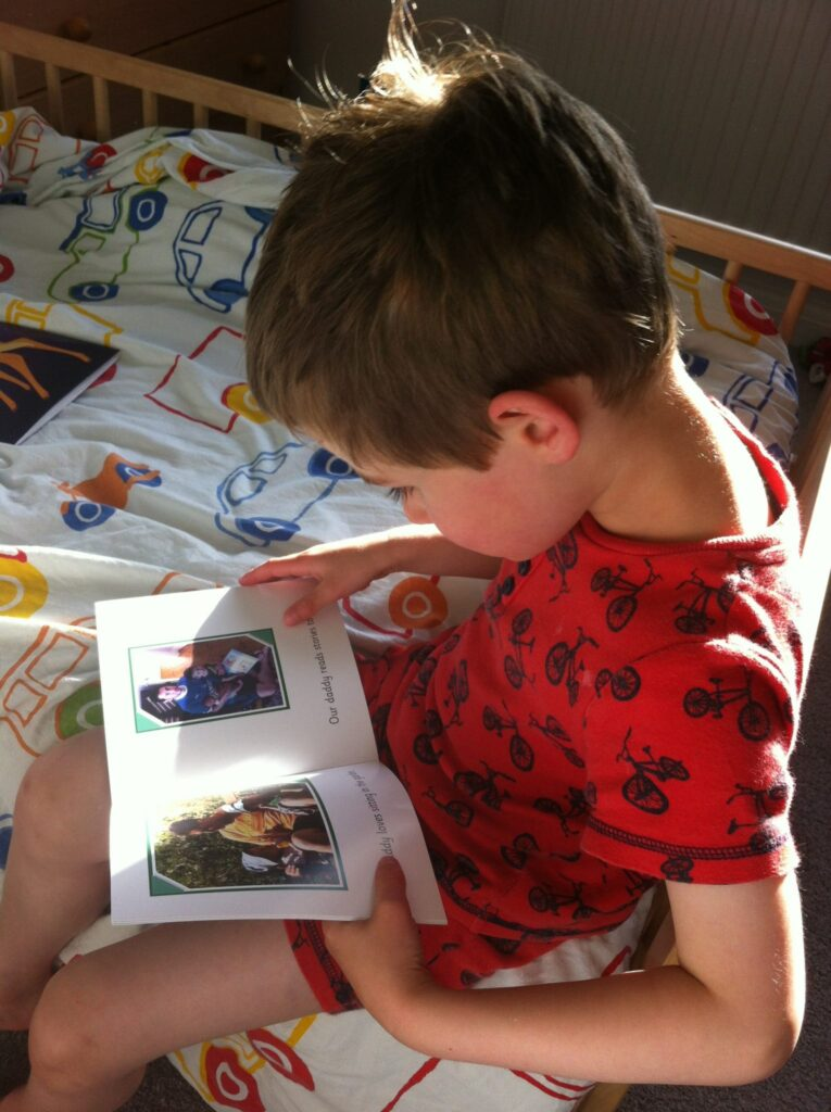 Love2read Review: Checking out the book