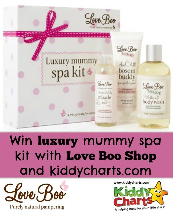 We have day seven of our 12 Days of Christmas giveaways; this time we have a mummy treat for everyone. Closes 14th December