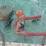 Little star reviews…a Love Cravendale swimming Experience