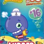 Moshi Monsters #1: Lubber, the whale that wears armbands….