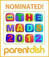 Please Nominate Me by Clicking - Best Small Business Blog