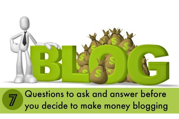 make money blogging: header