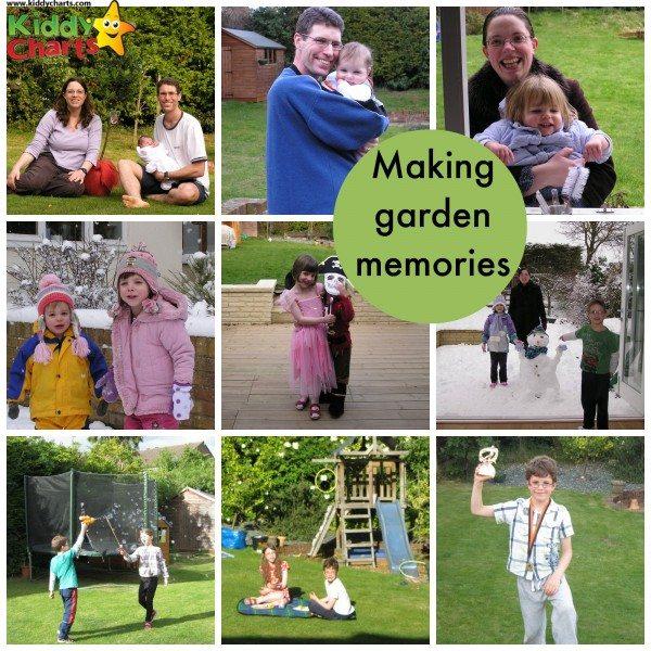 Making Garden Memories: A journey through time in our garden