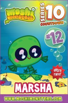 Marsha Moshi Monsters Series 10