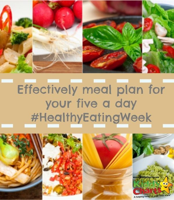 Creating a meal plan can not only be cheaper when it comes to shopping but will allow you to create healthy meals by planning in advance your tea time food