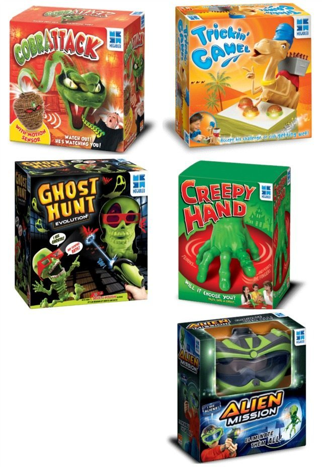 If you are looking for some great family games for presents, then Megableu would be a great place to start. We have £150 of games to give away. Closes 6th December.