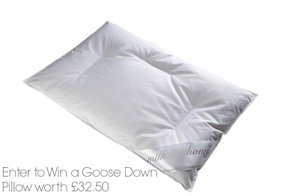 milkandhoney Pillow: Giveaway