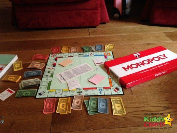 Retro toys: Monopoly