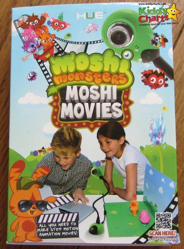 Moshi Monsters Hue Animation software