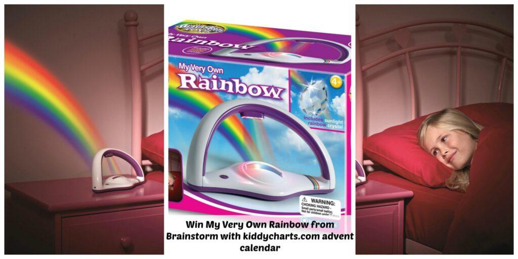 My Vary Own Rainbow: Header