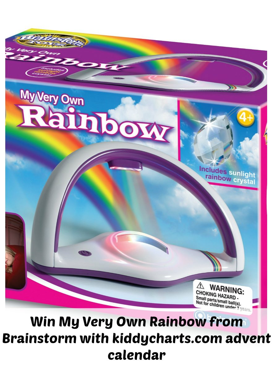 My Vary Own Rainbow: Featured