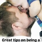 Advice for new dads – Dadvice: Don't look back and wish you'd held them more…