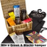 Advent Calendar #9: #Win Green and Blacks Cooks Xmas Hamper from nudge-me.co.uk