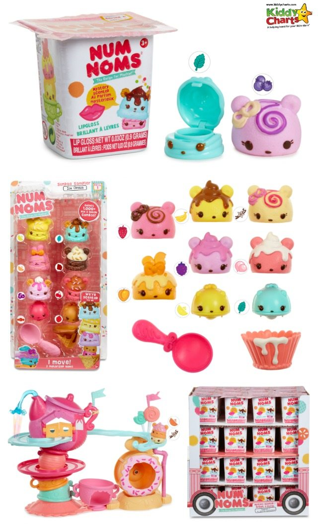 Num Noms are the next playground craze; a great toy for kids. Giveaway closes on 26th May.