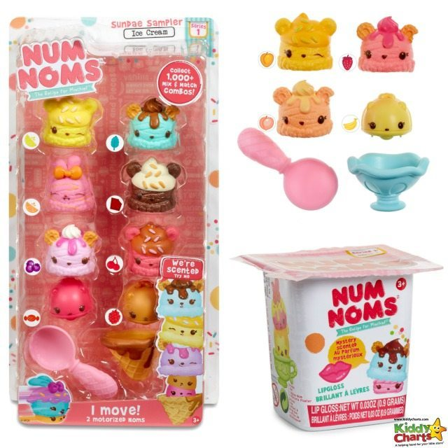 Num Noms are the latest payground toy craze for the kids making them an ideal gift. Great toys for girls, and boys too. Giveaway closes 26th May.