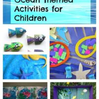 Ocean crafts for children