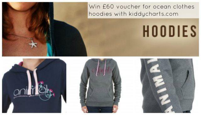 Ocean Clothes: Hoodies giveaway