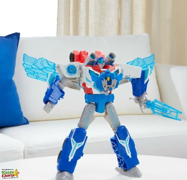 OPtimus Primes isn't your traditional toy for that Superhero Stuff, but why not - we think he's pretty cool, don't you?