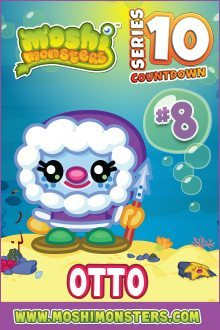 Moshi monsters series 10: Otto